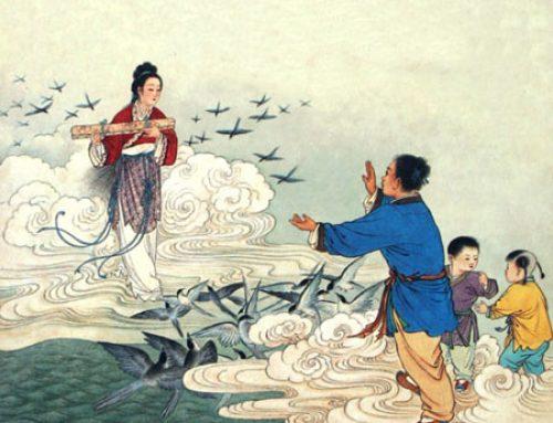 Qixi Festival ( 七夕节 )                       Chinese Valentine's Day