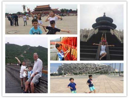 Chinese Language Summer Camp in Beijing