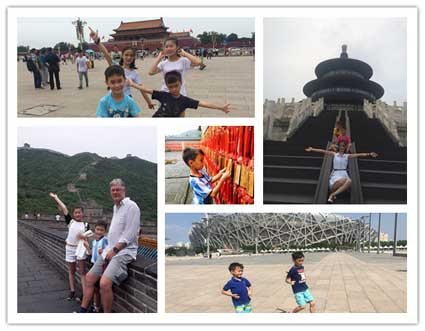 Chinese Summer Camp in Beijing