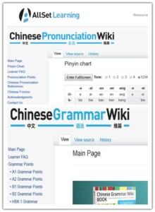 online resource learn Chinese